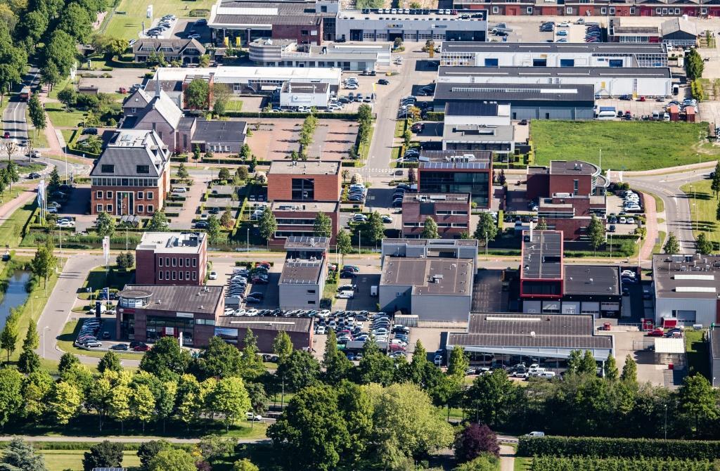 Bedrijventerrein de Hoogerwerf Oud-Beijerland